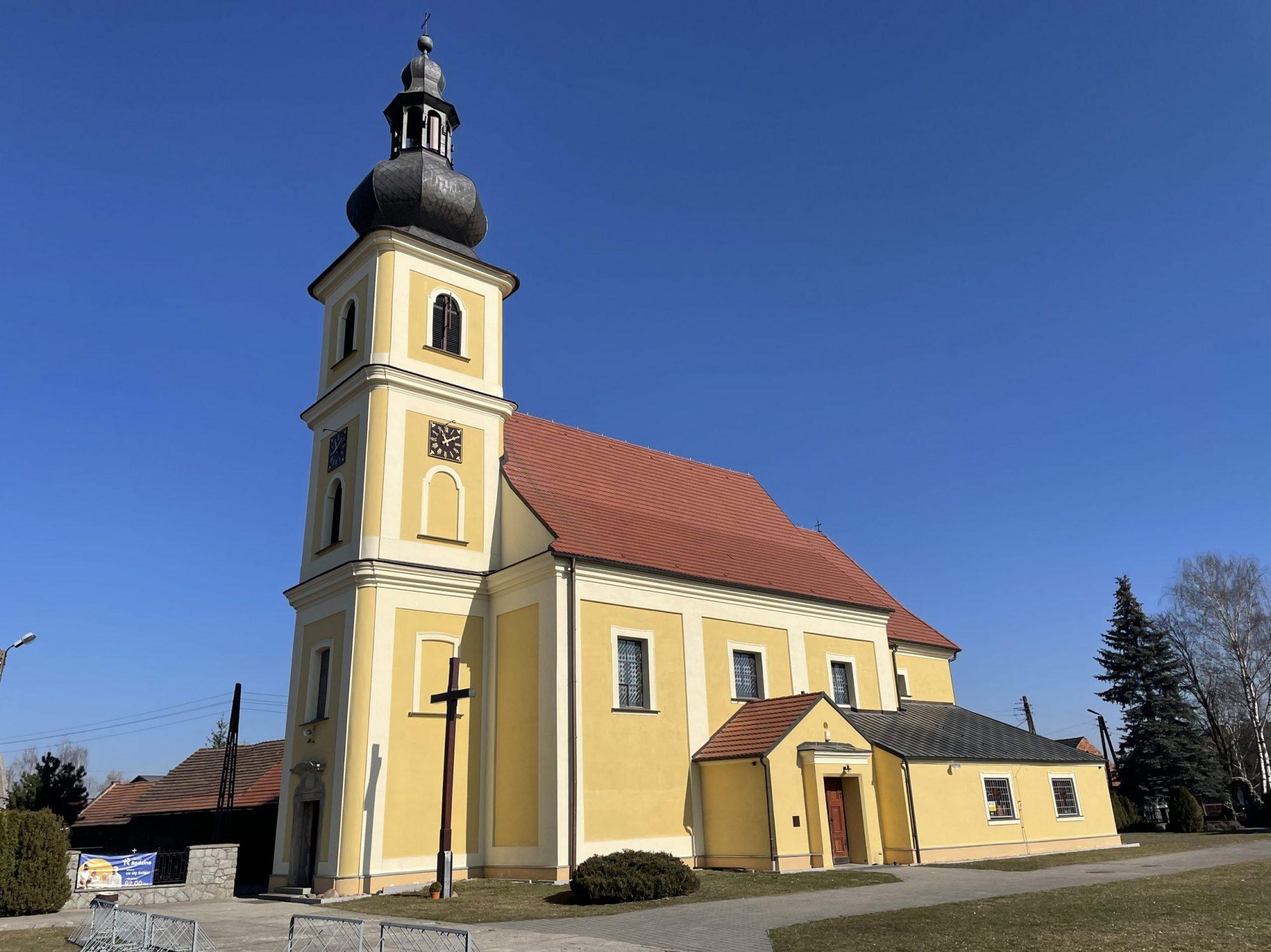 Parafia św. Michała Archanioła w Długołęce